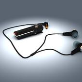 MP3 Ergo Zen Clip