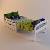 Детская кровать LINDEN