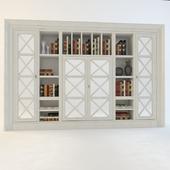 Bookcase IMART 461C