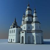 Pokrovsky monastery in Kharkov