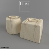 Ulivi / Pouf Bag
