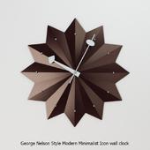 George Nelson Style Modern Minimalist Icon