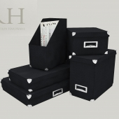 Storage Accessories Black
