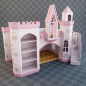 "Children's play ""the Princess"""