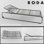 RODA / HARP 304 sunlounger