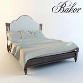 Baker / VENETIAN BED UPHOLSTERED