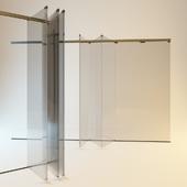 System of sliding doors