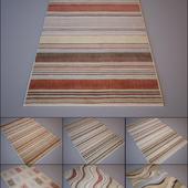 Nourison / Mondrian Multi-Coloured set 2