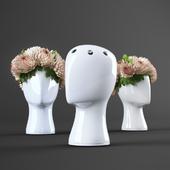 vase Flower Head