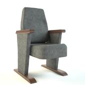 Театральное кресло «КСМ1»   880х570х660х520