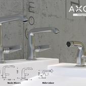 Axor / Bouroullec Basin mixers