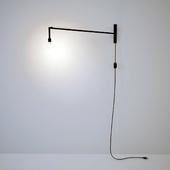 Wall-mounted luminaire