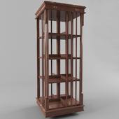 animainterno - bookshelf 360