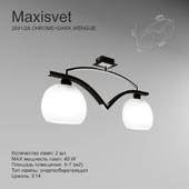 Maxisvet 2691/2A CHROME+DARK WENGUE