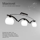 Maxisvet 2691/3A CHROME+DARK WENGUE