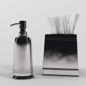 Pewter Apothecary Travel