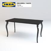 IKEA linnmon lalle