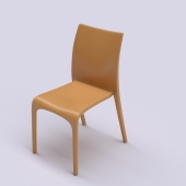 "Пластиковый стул ""Прагматик"""