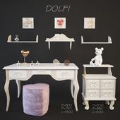 Furniture in the nursery