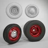 Hot Rod wheels