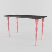 IKEA table LINNMON/NIPEN