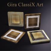 Gira ClassiX Art