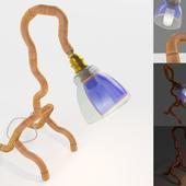 PROFI Steam Punk Copper Lamp II