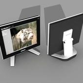 Monitor SAMSUNG SyncMaster Magic CX719TD