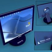 Monitor SAMSUNG SyncMaster 173P
