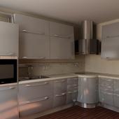 SCAVOLINI Kitchen FLUX factory