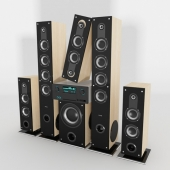 Acoustics for home theater