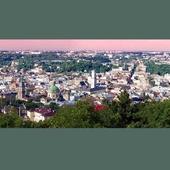 """Panorama Of """"LVIV_CITY"""""""