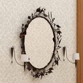 Зеркало ковка