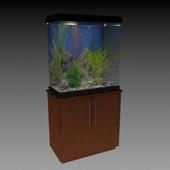 Aquarium at Tumba
