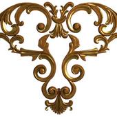profi Carved decorative element