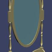 Стоящее зеркало