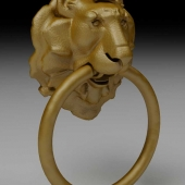 Lion_head_Ruchka_dveri