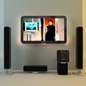 PHILIPS Tv and home theater