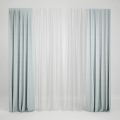 Blinds + Curtains