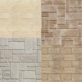 """""""Camelot"""". Decorative stone, part 1"""