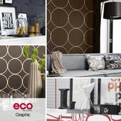 Обои ECO Wallpaper, коллекция Graphic
