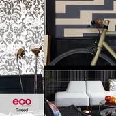 Обои ECO, коллекция Tweed