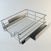 Cart retractable Furniture Fittings (FF)