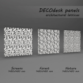 DECOdesk panels