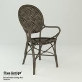 Sika Design Rossini Rattan dining chair