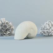 Decorative Ceramic Figures / ZARA HOME