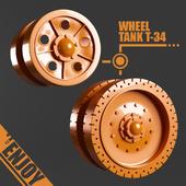 Wheel Tank T-34