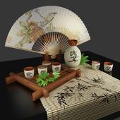 Набор для саке