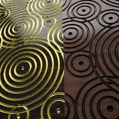 Leto Circle 0017 3D Panel