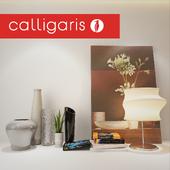 Декоративный набор от CALLIGARIS